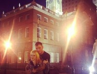 hayley williams, chad gilbert