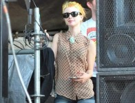 hayley williams, warped tour