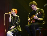 Z100 & Coca-Cola All Access Lounge at Hammerstein Ballroom - Show