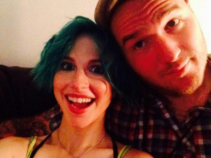 hayley williams a chad gilbert
