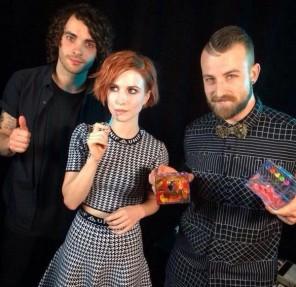 paramore, iheart radio music festival 2014