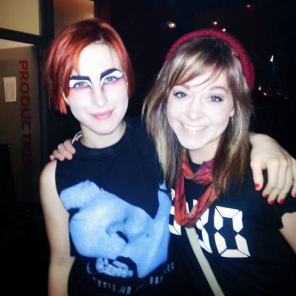 hayley williams a lindsey stirling