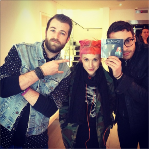 paramore self titled